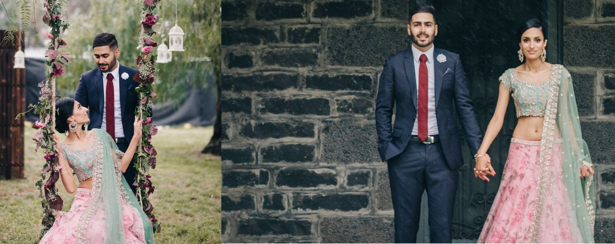 Simran and Inderpreet Photography By :- Madeline Druce