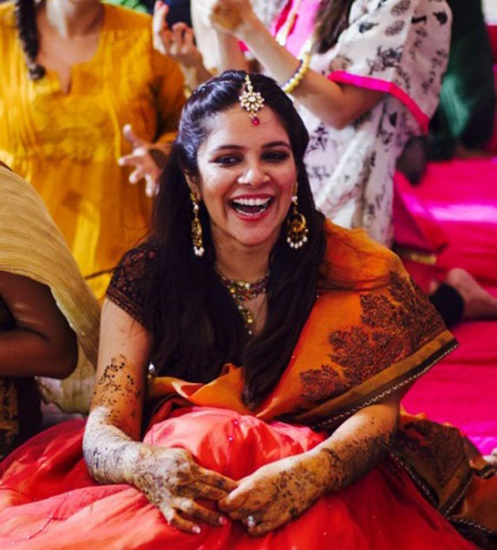 Kanishk Jewellery: Pavan & Koell Wedding Story