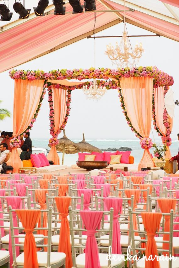 Wedding stage decoration in mauritius indian wedding website wed me wedding stage decoration in mauritius indian wedding website wed me good ideas vendors junglespirit Gallery