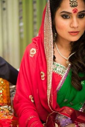 Sakshi Malik - Hair and Makeup