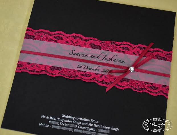 Invitation By Pumple Design