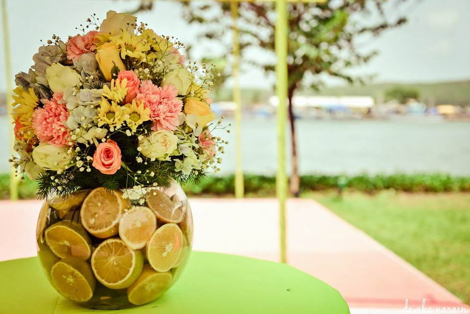 RECAP 10 Refreshing Wedding Ideas For A Scorching Summer