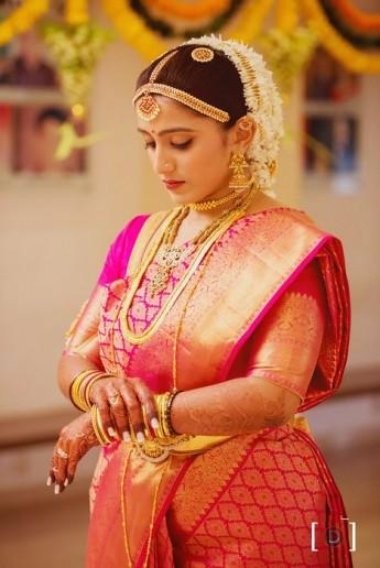 A Simple Earthy Telugu Wedding In Mumbai WedMeGood