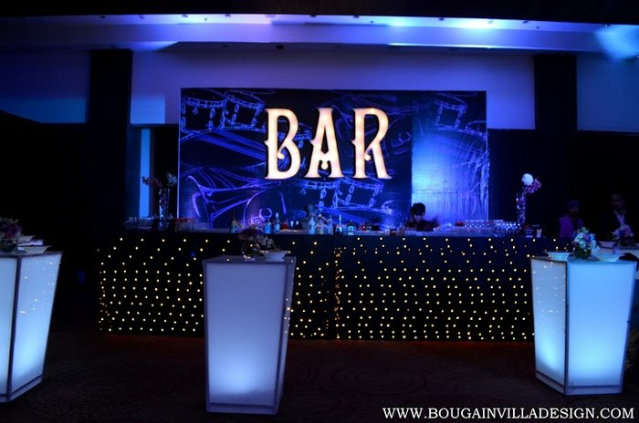 The coolest bar decor ideas for your cocktail wedmegood