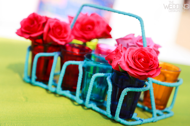 8 Alternative Table Centerpiece Ideas For Your Mehendi Wedmegood