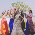 A  wedding in Alibaug with tons of fun !