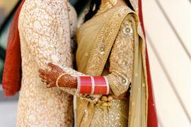 Kanika & her adorable wedding Wedding Photos in Canada