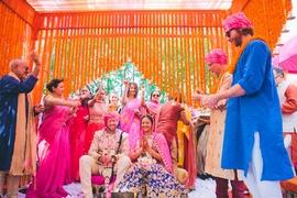Pallavi & Alex Wedding Photos in Delhi NCR