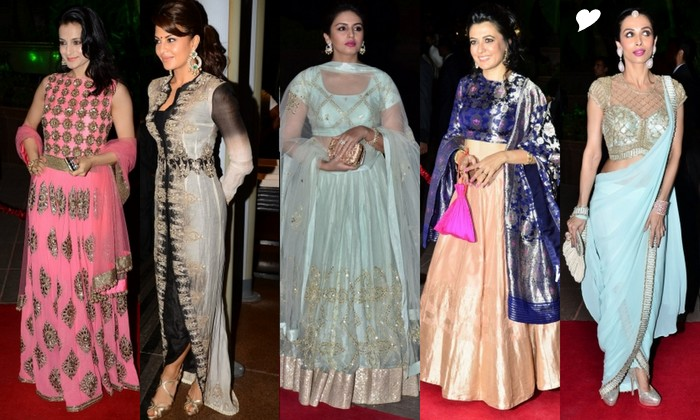 Inside The Arpita Khan Wedding: Who Wore What + A Snippet
