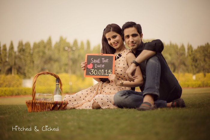 Pre Wedding Shoot With Polka Dots Amp Bow Ties