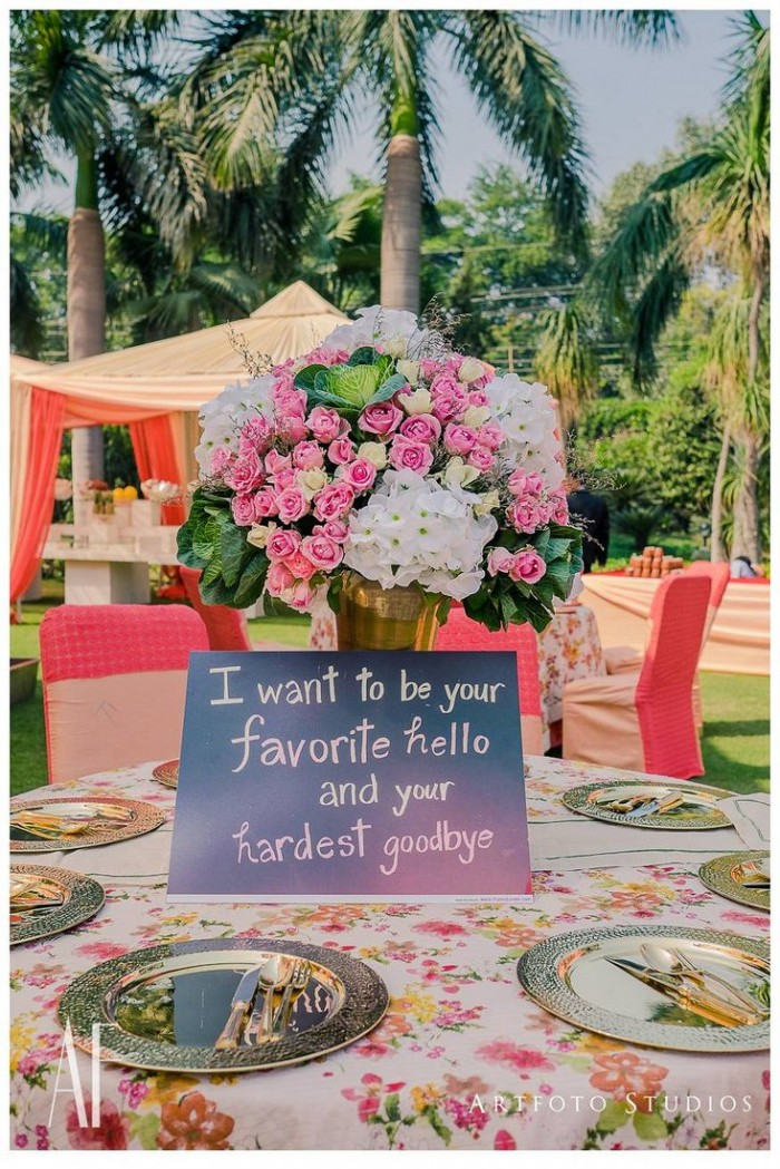 The Most Romantic Wedding Ideas You Can Incorporate In