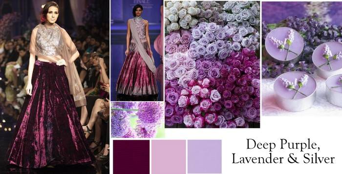 4 Wedding Color Combinations To Bookmark For 2015