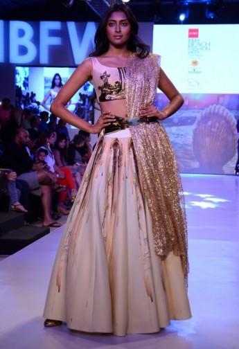 0e46bb2ff3 Bridal fashion at India Beach Fashion Week: Snapshot   WedMeGood