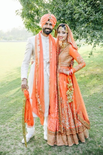 A Gorgeous Wedding In Chandigarh With Tons Of Style