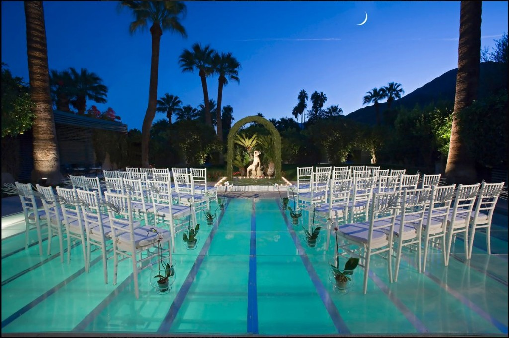 Wedding Idea S Pool Wedding Decorations
